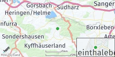 Google Map of Steinthaleben