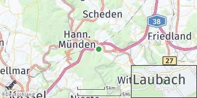 Google Map of Laubach