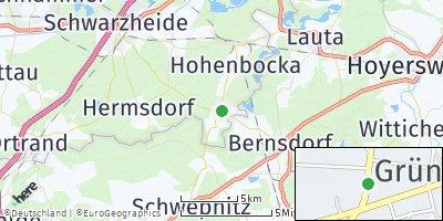 Google Map of Grünewald