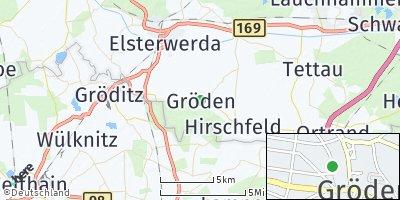 Google Map of Gröden