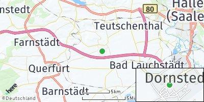 Google Map of Dornstedt