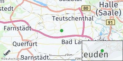 Google Map of Steuden