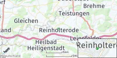 Google Map of Reinholterode
