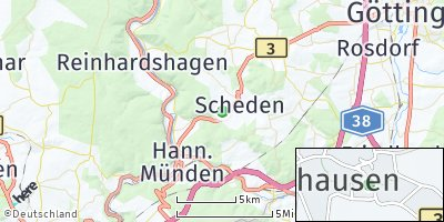 Google Map of Mielenhausen