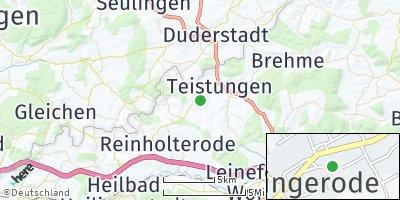 Google Map of Berlingerode