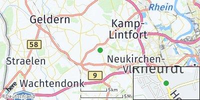 Google Map of Rheurdt