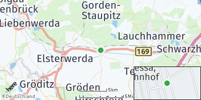 Google Map of Plessa