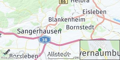 Google Map of Beyernaumburg