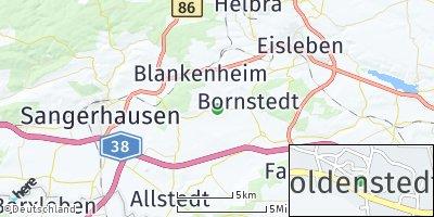 Google Map of Holdenstedt
