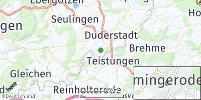 Google Map of Immingerode