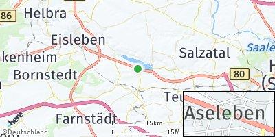 Google Map of Aseleben