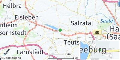Google Map of Seeburg
