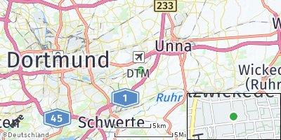 Google Map of Holzwickede