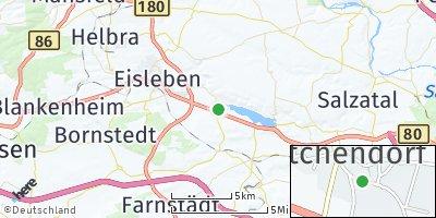 Google Map of Lüttchendorf