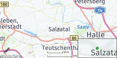 Google Map of Zappendorf