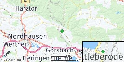 Google Map of Rottleberode