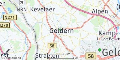 Google Map of Geldern