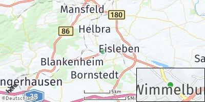 Google Map of Wimmelburg