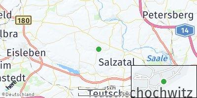 Google Map of Schochwitz
