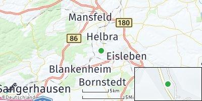 Google Map of Hergisdorf