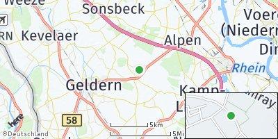 Google Map of Issum