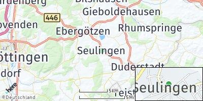 Google Map of Seulingen