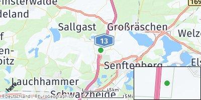 Google Map of Schipkau