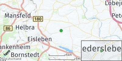 Google Map of Hedersleben