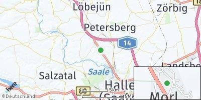 Google Map of Morl