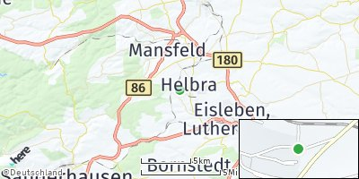 Google Map of Ahlsdorf