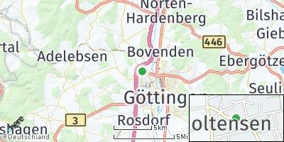 Google Map of Holtensen