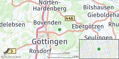 Google Map of Nikolausberg