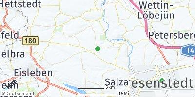 Google Map of Beesenstedt