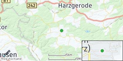 Google Map of Hayn