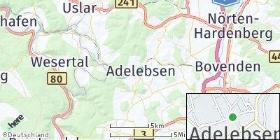Google Map of Adelebsen