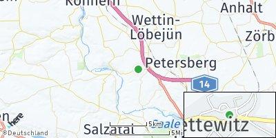 Google Map of Neutz-Lettewitz