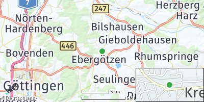 Google Map of Krebeck