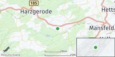 Google Map of Braunschwende