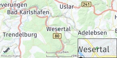 Google Map of Oberweser