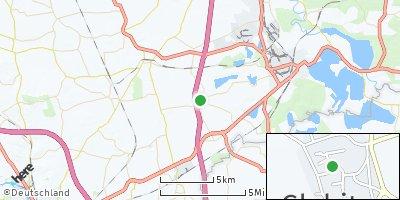 Google Map of Glebitzsch