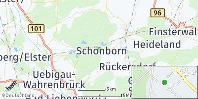 Google Map of Schönborn