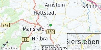 Google Map of Siersleben