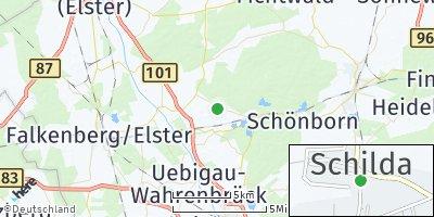 Google Map of Schilda