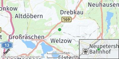 Google Map of Neupetershain