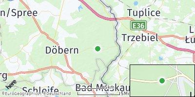 Google Map of Neiße-Malxetal