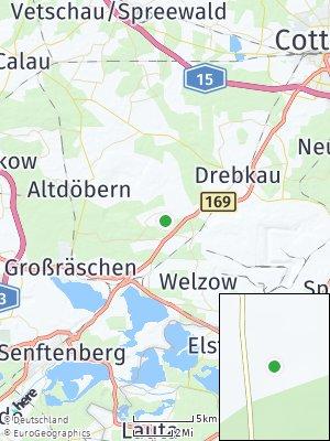 Here Map of Neu-Seeland