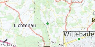 Google Map of Willebadessen