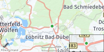 Google Map of Schwemsal