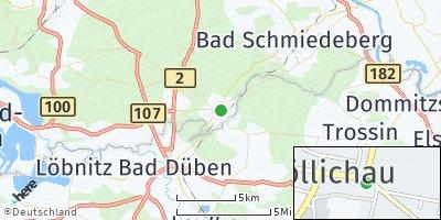 Google Map of Söllichau