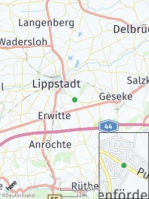Here Map of Bökenförde
